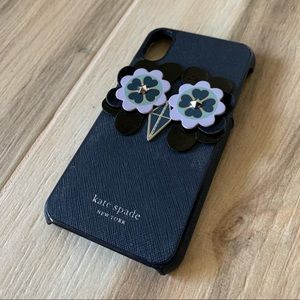 Kate Spade New York Owl iPhone XS Case